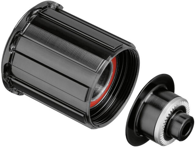 DT Swiss MTB Shimano 9/10/11 Kit Rotor für 142/148/12 mm TA, moyeu 3 cliquets